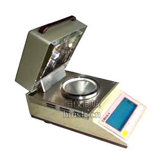 快速水分测定仪-电磁力卤素水份测定仪(LHS16-A)